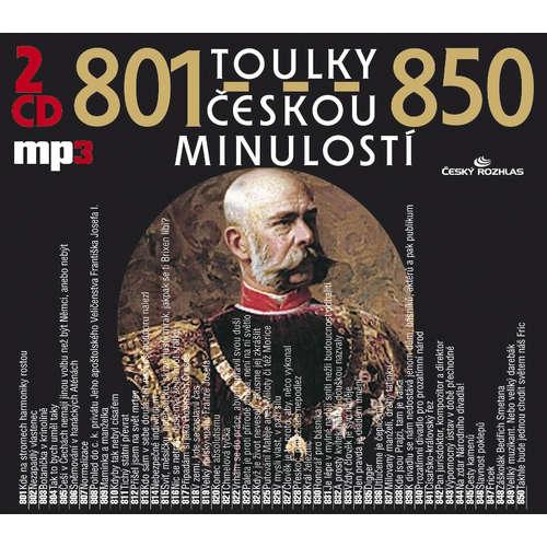 Audiokniha Toulky českou minulostí 801-825 - Petr Hořejš - Ivana Valešová