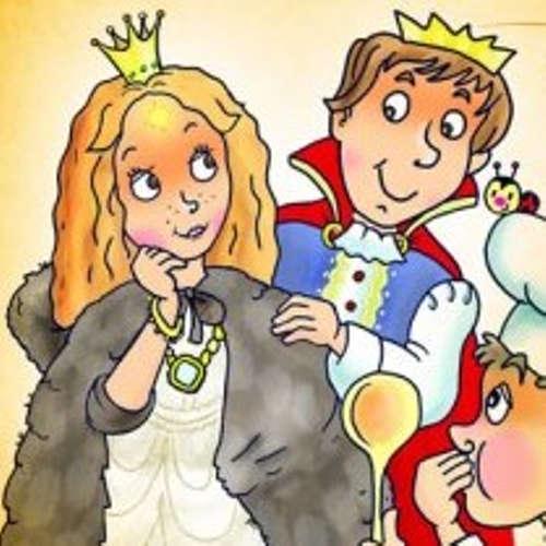 Audiokniha Princezna se zlatou hvězdou na čele - Božena Němcová - Josef Somr