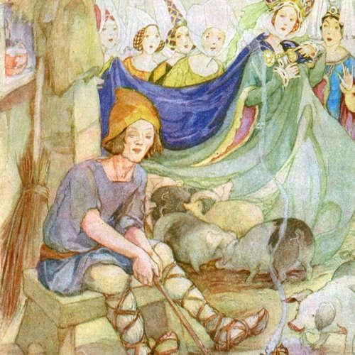 Audiokniha Pasáček vepřů - Hans Christian Andersen - Eduard Cupák