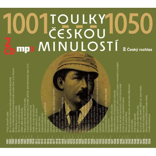 Audiokniha Toulky českou minulostí 1001-1025 - Petr Hořejš - Ivana Valešová