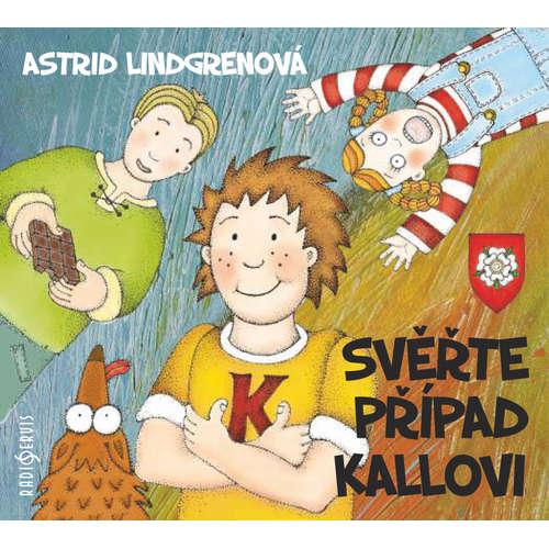 Audiokniha Svěřte případ Kallovi - Astrid Lindgrenová - Jiří Samek