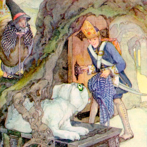 Audiokniha Křesadlo - Hans Christian Andersen - František Němec