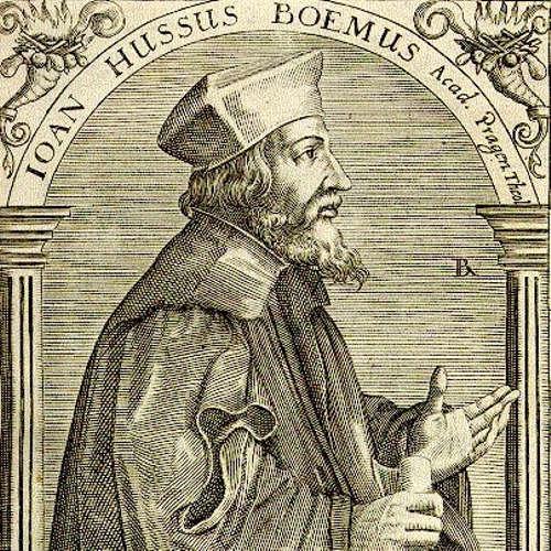 Mistr Jan Hus - archivní přednášky a Rok v dopisech