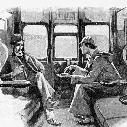 Audiokniha Prázdniny s Sherlockem Holmesem - Jaroslav Tafel - Petr Nárožný