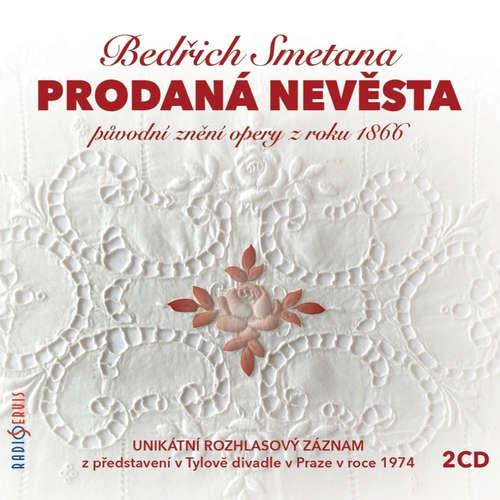 Audiokniha Prodaná nevěsta T 93 - Bedřich Smetana - Zbyněk Brabec