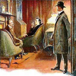 Audiokniha Dvakrát Sherlock Holmes - Arthur Conan Doyle - Ilja Prachař