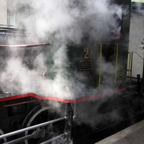 Zmizení zvláštního vlaku