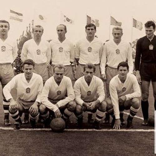 fotbal ČSSR - Maďarsko - finále