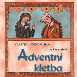Audiokniha Adventní kletba - Vlastimil Vondruška - Jiří Ornest