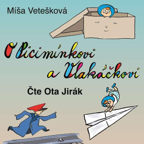 Audiokniha O Picimínkovi - Michaela Vetešková - Ota Jirák