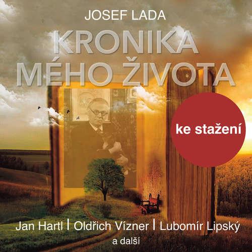 Audiokniha Z kroniky mého života - Josef Lada - Ilja Prachař
