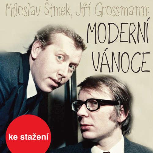 Audiokniha Moderní Vánoce - Jiří Grossmann - Jiří Grossmann