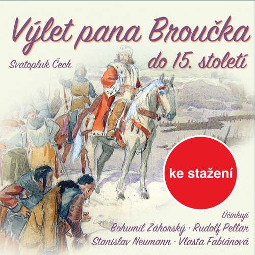 Audiokniha Výlet pana Broučka do 15.století - Svatopluk Čech - Otakar Brousek