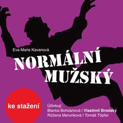 Audiokniha Normální mužský - Eva Marie Kavanová - Tomáš Töpfer