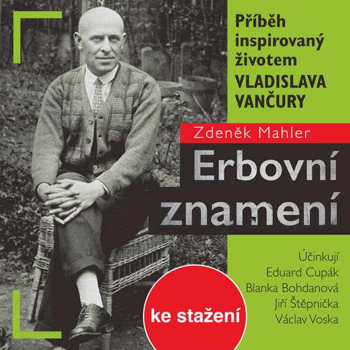 Audiokniha Erbovní znamení - Zdeněk Mahler - Ilja Prachař