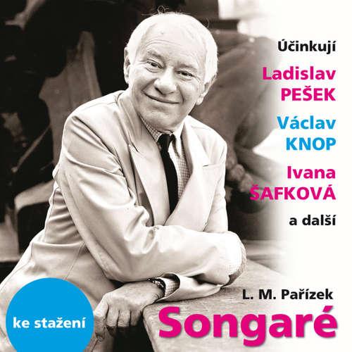Audiokniha Songaré - Ladislav Mikeš Pařízek - Jiří Hanák