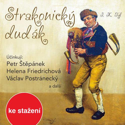 Audiokniha Strakonický dudák - Josef Kajetán Tyl - Otakar Brousek