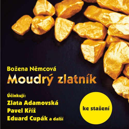 Audiokniha Moudrý zlatník (1987) - Božena Němcová - Eduard Cupák