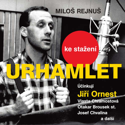 Audiokniha Urhamlet - Miloš Rejnuš - Otakar Brousek