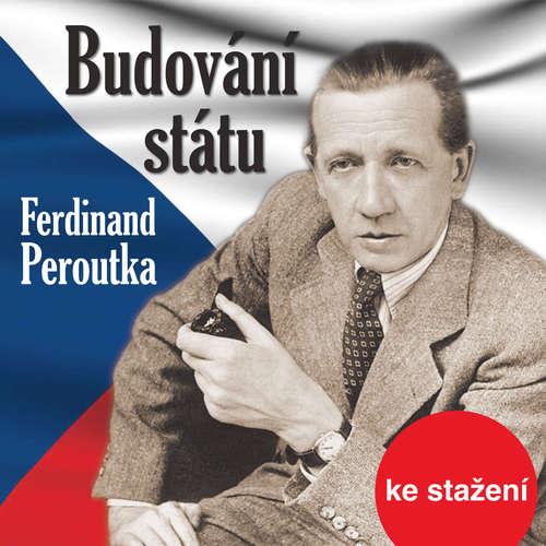 Audiokniha Budování státu - Ferdinand Peroutka - Rudolf Pellar