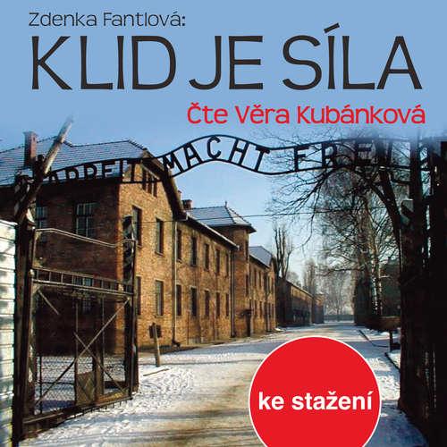 Audiokniha Klid je síla - Zdenka Fantlová-Ehrlich - Věra Kubánková