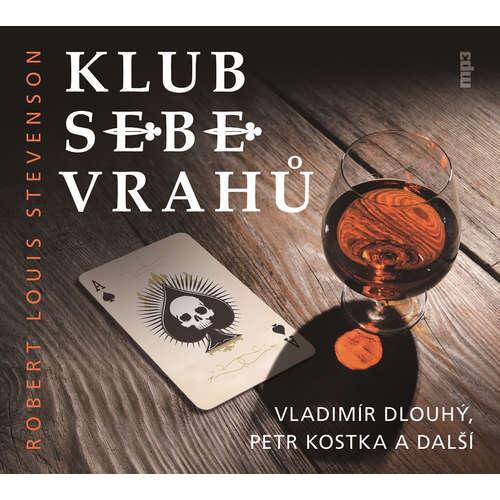 Audiokniha Klub sebevrahů - Robert Louis Stevenson - Petr Kostka