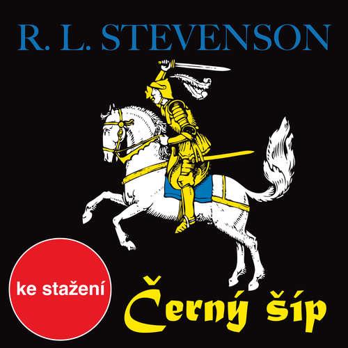 Audiokniha Černý šíp - Robert Louis Stevenson - Jiří Samek