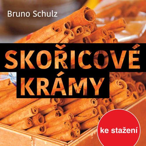 Audiokniha Skořicové krámy - Bruno Schulz - Jiří Schwarz