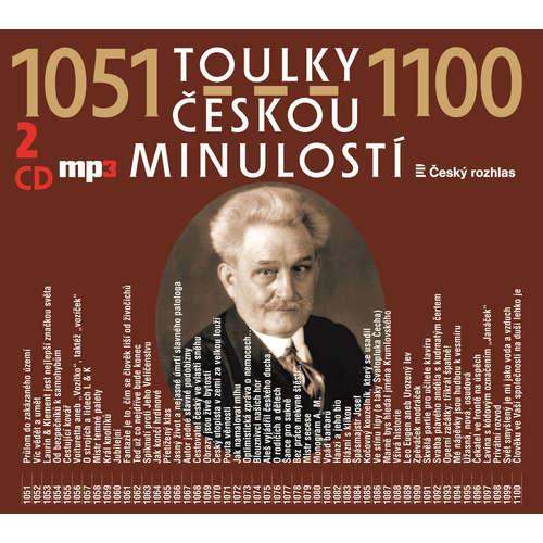 Audiokniha Toulky českou minulostí 1051-1075 - Petr Hořejš - Ivana Valešová