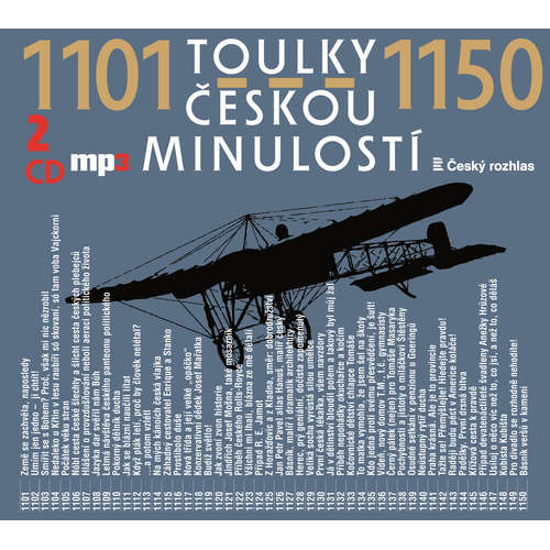Audiokniha Toulky českou minulostí 1101-1150 - Petr Hořejš - Ivana Valešová
