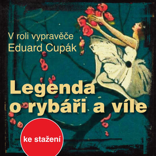 Audiokniha Legenda o rybáři a víle - Vladimír Merhaut - Otakar Brousek