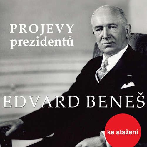 Audiokniha Edvard Beneš - Různí autoři - Edvard Beneš