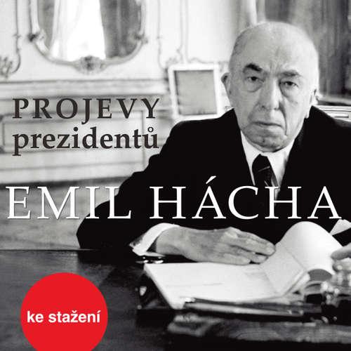 Audiokniha Emil Hácha - Různí autoři - Emil Hácha
