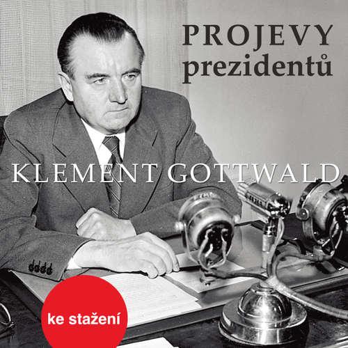 Audiokniha Klement Gottwald - Různí autoři - Klement Gottwald