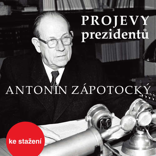 Audiokniha Antonín Zápotocký - Rôzni autori - Antonín Zápotocký