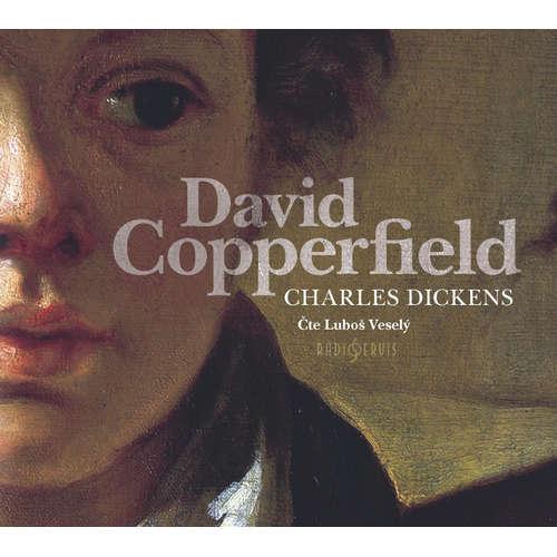 Audiokniha David Copperfield - Charles Dickens - Luboš Veselý