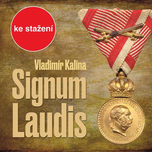 Audiokniha Signum laudis - Vladimír Kalina - Jaroslava Adamová