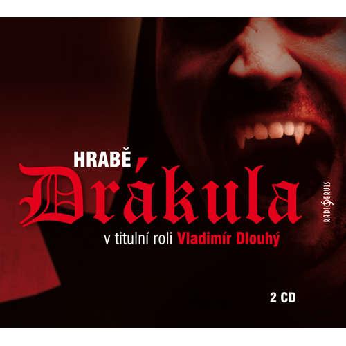 Audiokniha Hrabě Drákula - Abraham Stoker - Petr Pelzer