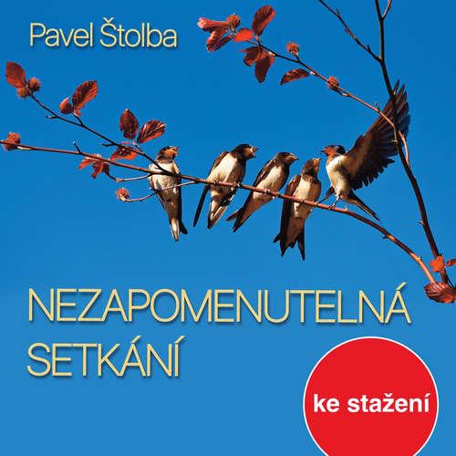 Audiokniha Nezapomenutelná setkání - Pavel Štolba - Luděk Munzar
