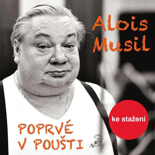 Audiokniha Poprvé v poušti - Alois Musil - Norbert Lichý