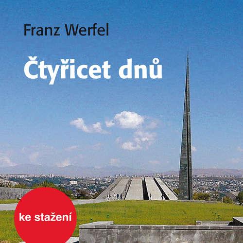 Audiokniha Čtyřicet dnů - Franz Werfel - Josef Somr