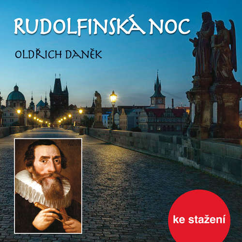 Audiokniha Rudolfinská noc - Josef Henke - Petr Šplíchal
