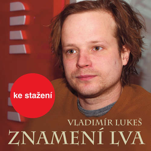 Audiokniha Znamení lva - Vladimír Lukeš - Petr Pelzer