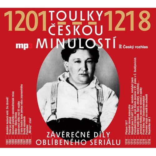 Audiokniha Toulky českou minulostí 1201-1218 - Petr Hořejš - Ivana Valešová