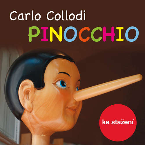 Audiokniha Pinocchio - Carlo Collodi - Luděk Munzar