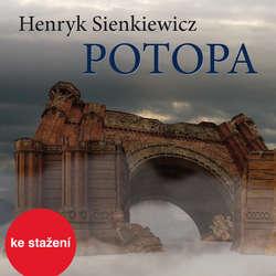 Audiokniha Potopa - Henryk Sienkiewicz - Viktor Preiss