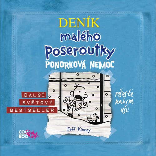 Audiokniha Deník malého poseroutky 6 - Jeff Kinney - Josef Kopta