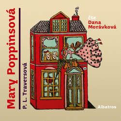 Audiokniha Mary Poppinsová - P. L. Traversová - Dana Morávková