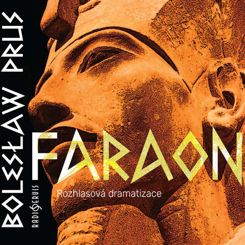 Audiokniha Faraon - Boleslaw Prus - Jiří Langmajer