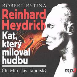 Audiokniha Kat, který miloval hudbu - Robert Rytina - Miroslav Táborský